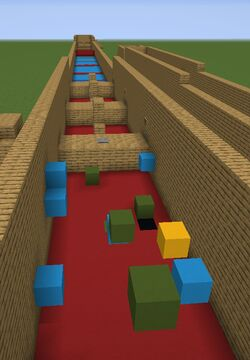 jump Minecraft Map & Project