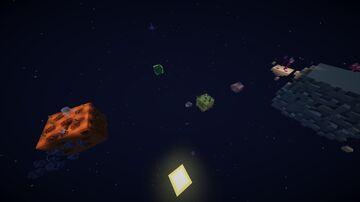 SpaceCraft Minecraft Map & Project