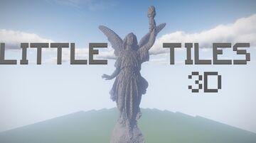 Little tiles 3d importer tutorial Minecraft Map & Project