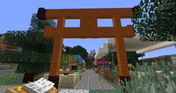 🍧縁日 Ennichi🍉 Minecraft Map & Project