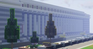 A Museum (Survival) Minecraft Map & Project