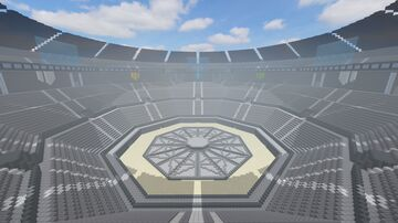 RWBY - Amity Colosseum Minecraft Map & Project