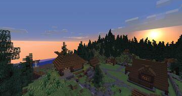 Vearhtia Avaldsnes Dungeon Minecraft Map & Project