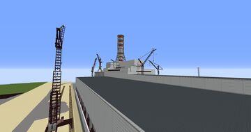 Gosognov NPP V3 Minecraft Map & Project