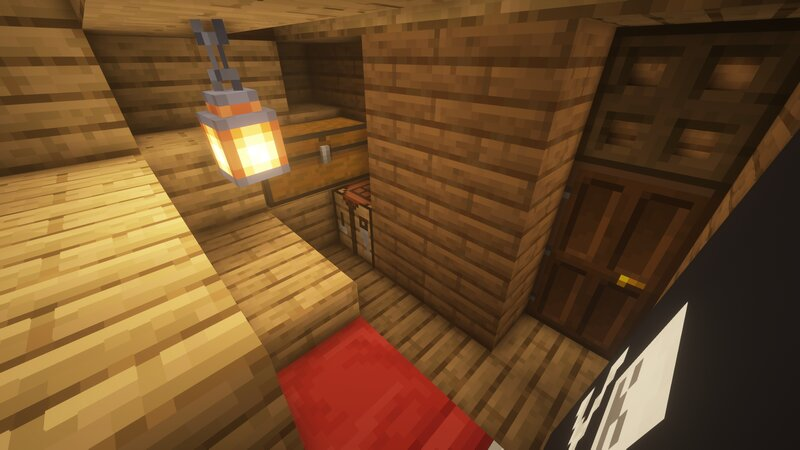 Each officer also receives a personal storage chest and crafting table!