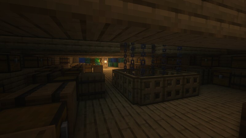 And to top it all off, the Phoenix comes with a fully-equipped cargo hold, complete with gold and gems...