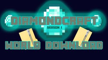 DiamondCraft Season 1 World download (1.16.2) Minecraft Map & Project