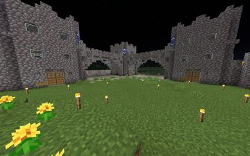city of  clsatro Minecraft Map & Project