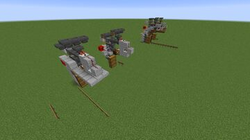 mass storage modular compact item sorter and Shulker loader Minecraft Map & Project