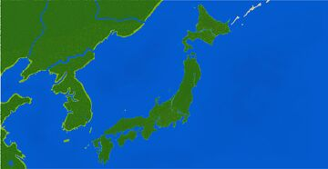 Japan Map Minecraft Map & Project