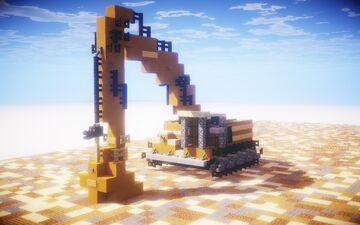 Landmachine 2 Minecraft Map & Project