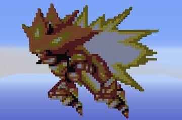 Super Mecha Sonic Minecraft Map & Project