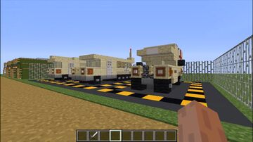 Salkoscape's Military Base Minecraft Map & Project