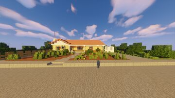 MALCOLM IN THE MIDDLE HOUSE Minecraft Map & Project