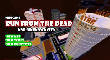 Run From The Dead: Unknown City Minecraft Map & Project