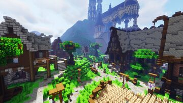 Fairytale Minecraft Map & Project