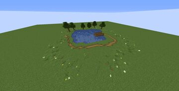 Little Lake Minecraft Map & Project