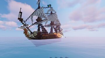 H.E.S Warrior Minecraft Map & Project