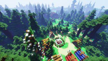 Camp Blackbead Minecraft Map & Project