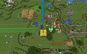 Gapple SMP (1 Month Survival World) Minecraft Map & Project