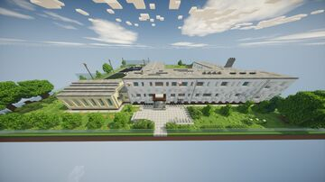 Primary School SP42 Wroclaw Poland Minecraft Map & Project