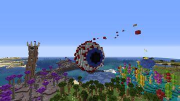 HearthCraft Season 1 SMP Parkour! Minecraft Map & Project