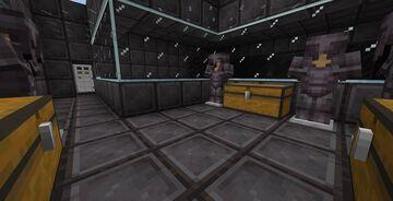 Visidens Vault V5 Minecraft Map & Project