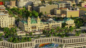 Casino de Monte-Carlo, Monaco in Minecraft 1:1( by me) Minecraft Map & Project