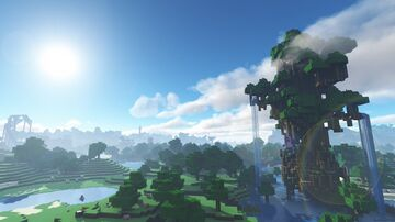 Hydros Realm Minecraft Map & Project