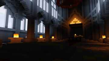 Temple of Time (Ocarina of Time) Minecraft Map & Project