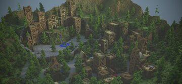 O've City Minecraft Map & Project