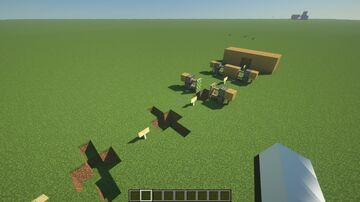 Cool Piston Door Tutorial Minecraft Map & Project