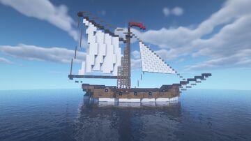 ss Princess Rose Minecraft Map & Project