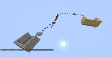 5 level parkour #2 Minecraft Map & Project