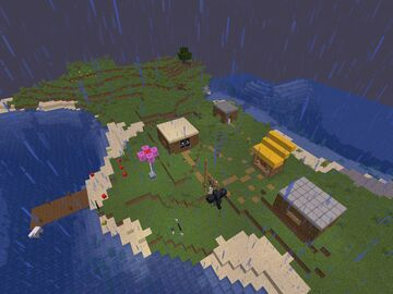 Pirate Village(CONTEST ENTRY) Minecraft Map & Project