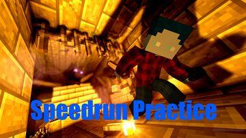 Speedrun Practice [1.17.X] Minecraft Map & Project