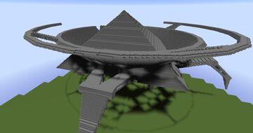 Minecraft Stargate Apophis experimental Hatak Minecraft Map & Project