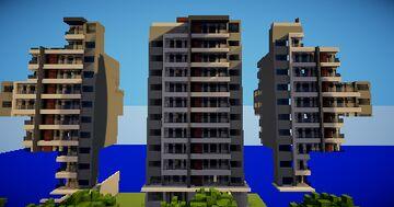 Condominium Modern Minecraft Map & Project