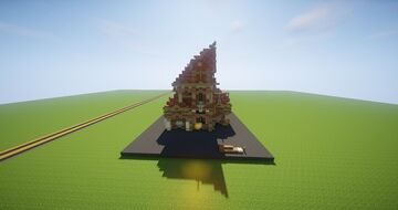 Small Fantasy House Minecraft Map & Project