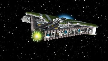Molotok Assault Ship Minecraft Map & Project