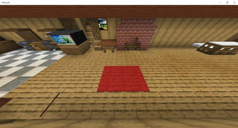Farmhouse Main Room