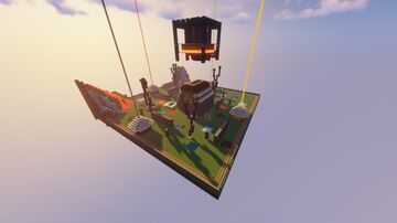 PVP-Map for Java 1.16.5 (no mods needed,functional map for 2 or more players,different classes and teams) Minecraft Map & Project