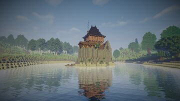 Rotbach Castle Minecraft Map & Project