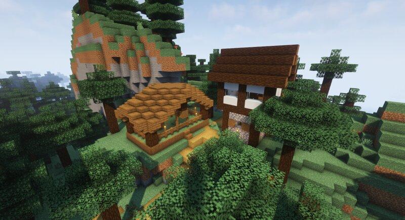 spruce village remake