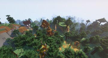 spruce village remake Minecraft Map & Project