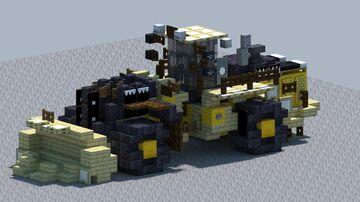 John Deere 944K Wheel Loader [With Download] Minecraft Map & Project