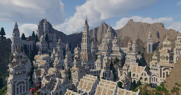 The Hidden Vale Minecraft Map & Project