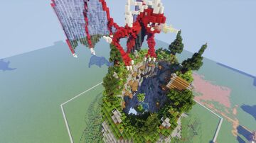 Dragon Jump&Run Minecraft Map & Project