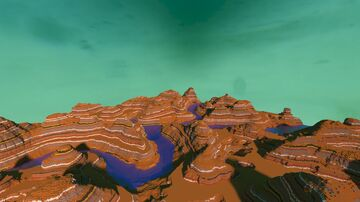 Canyon! Minecraft Map & Project