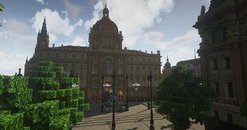 Neu-Engelsbrugg castle Minecraft Map & Project